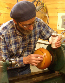 Goosebay Lumber in Chichester, NH will have three finishing classes with Gary Wood on May 13 & 14, 2016.