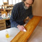 Goosebay Lumber in Chichester, Nh will have three Finishing classes with Gary Wood on May 13th & 14th, 2016.