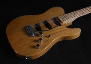 Paulownia Electric Guitar made by Ron Kirn