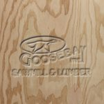 Close-up Photo of AB Fir Marine Plywood Grain