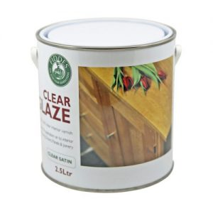 Photo of 2.5 Liter Can of Fiddes Clear Glaze