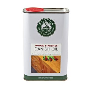 Photo of Container of Fiddes Danish Oil