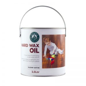 Photo of 2.5 Liter Can of Fiddes Hard Wax Oil
