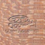 Close-up Photo of Leopardwood Grain