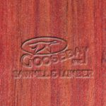 Close-up Photo of Redheart (Chakte Coc) Wood Grain