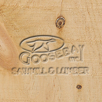 Close-up Photo of Rough Sawn Native Green Hemlock Wood Grain