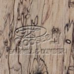 Close-up Photo of Spalted Tamarind Wood Grain