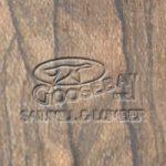 Close-up Photo of Zericote Wood Grain