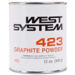 Photo of West System 423 Graphite Powder