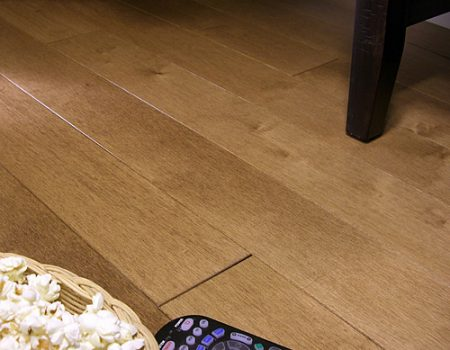 Photo of Maine Traditions Classic Collections Flooring Hard Maple Almond Stain