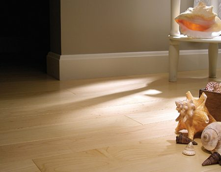 Photo of Maine Traditions Classic Collection Flooring Hard Maple Premium Clear Stain