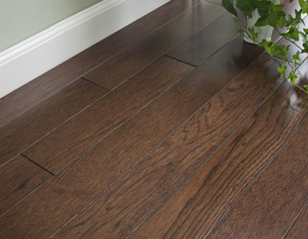 Photo of Maine Traditions Classic Collection Flooring Hickory Bourbon Flooring