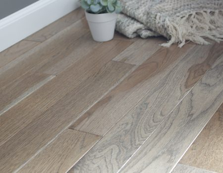 Photo of Maine Traditions Classic Collection Flooring Hickory Kodiak Stain