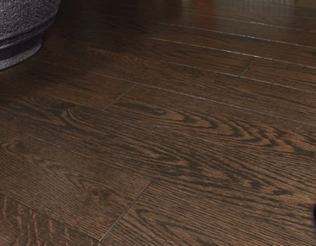 Photo of Maine Traditions Classic Collection Flooring Red Oak Brownie Stain