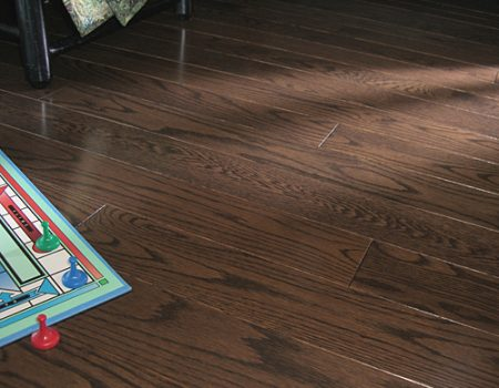 Photo of Maine Traditions Classic Collection Flooring Red Oak Coca Stain