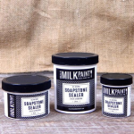 Photo of multiple containers of Real Milk Paint Company Soapstone and Wood Wax